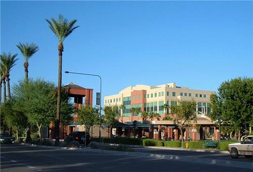 Chandler Downtown
